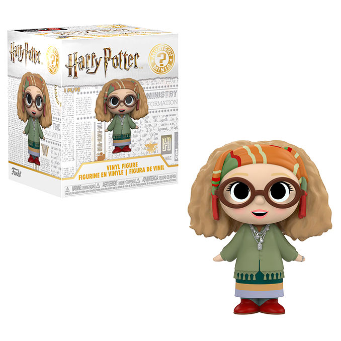 Mystery Minis Harry Potter Sybill Trelawney figure Exclusive
