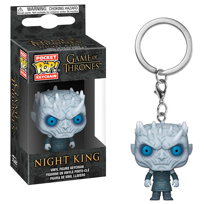 Pocket POP keychain Game of Thrones Night King
