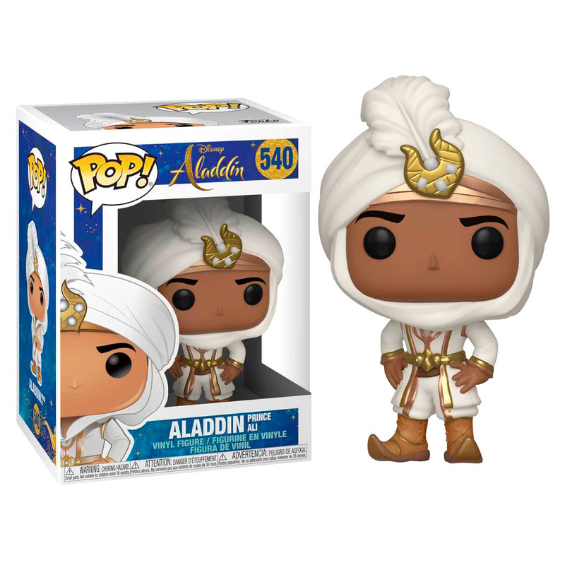 POP figure Disney Aladdin Prince Ali