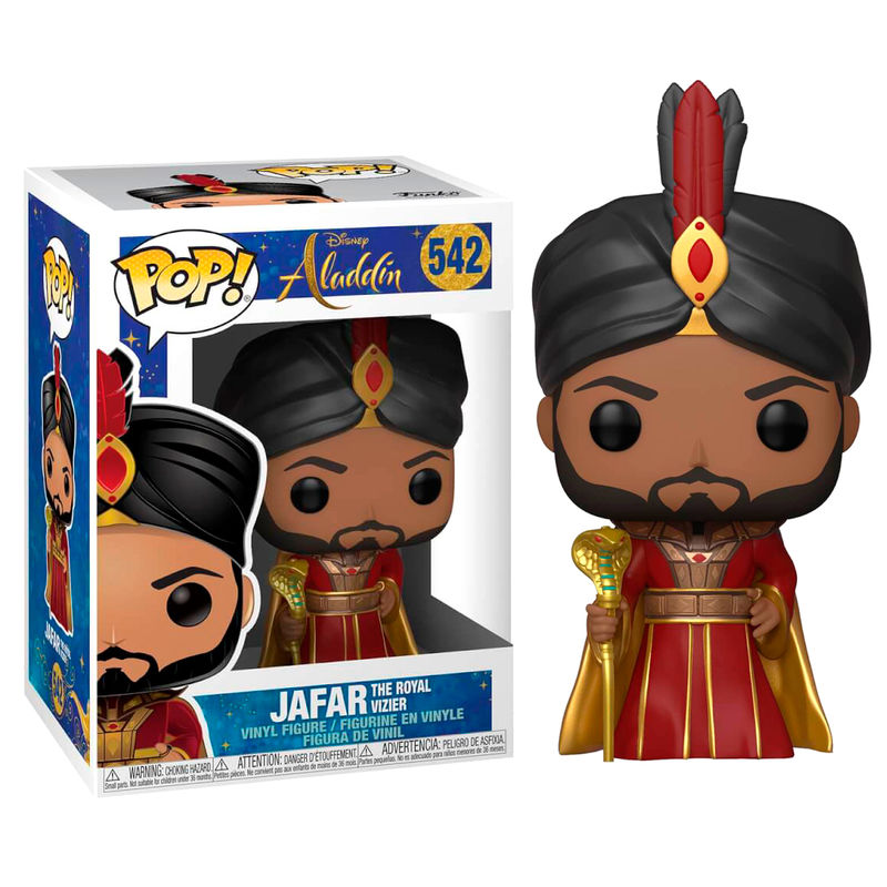 POP figure Disney Aladdin Jafar