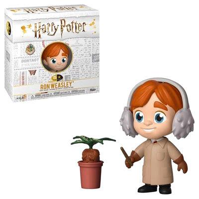 5 Star figure Harry Potter Ron Weasley Herbology