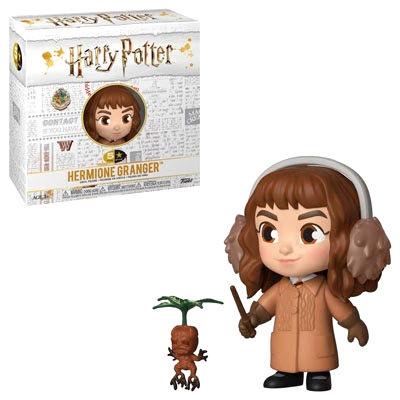5 Star figure Harry Potter Hermione Granger Herbology