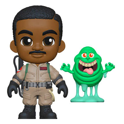 5 Stars figure Ghostbusters Winston Zeddemore