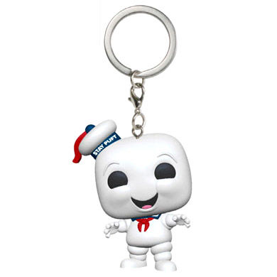 Pocket POP keychain Ghostbusters Stay Puft
