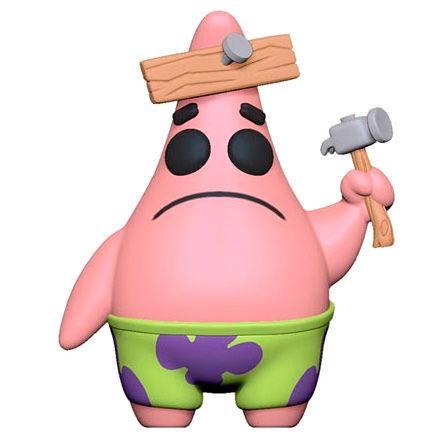 POP figure Spongebob Patrick with Board