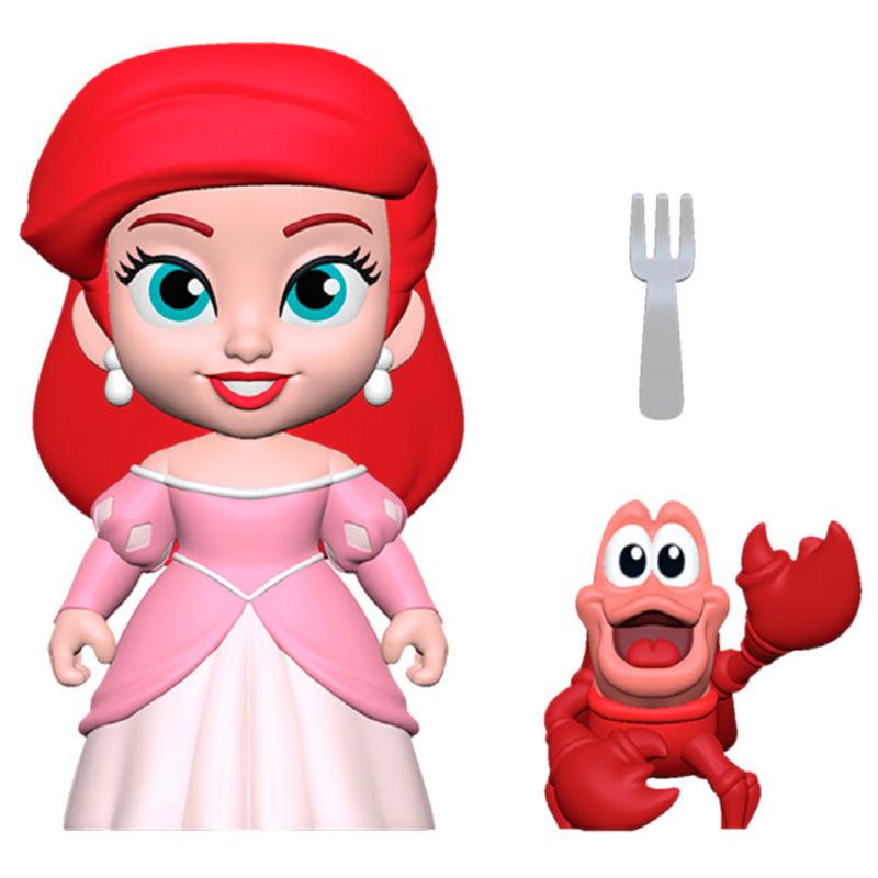 5 Star figure Disney Little Mermaid Ariel Princess