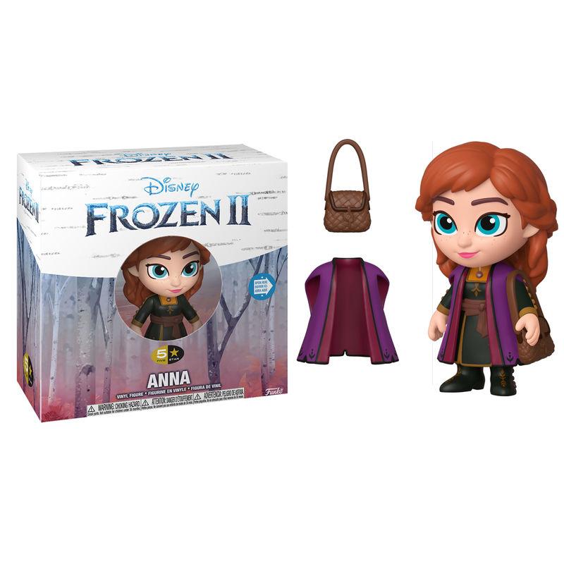 5 Star figure Disney Frozen 2 Anna