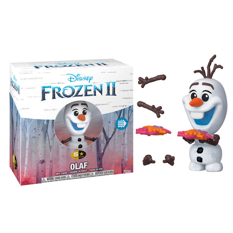 5 Star figure Disney Frozen 2 Olaf