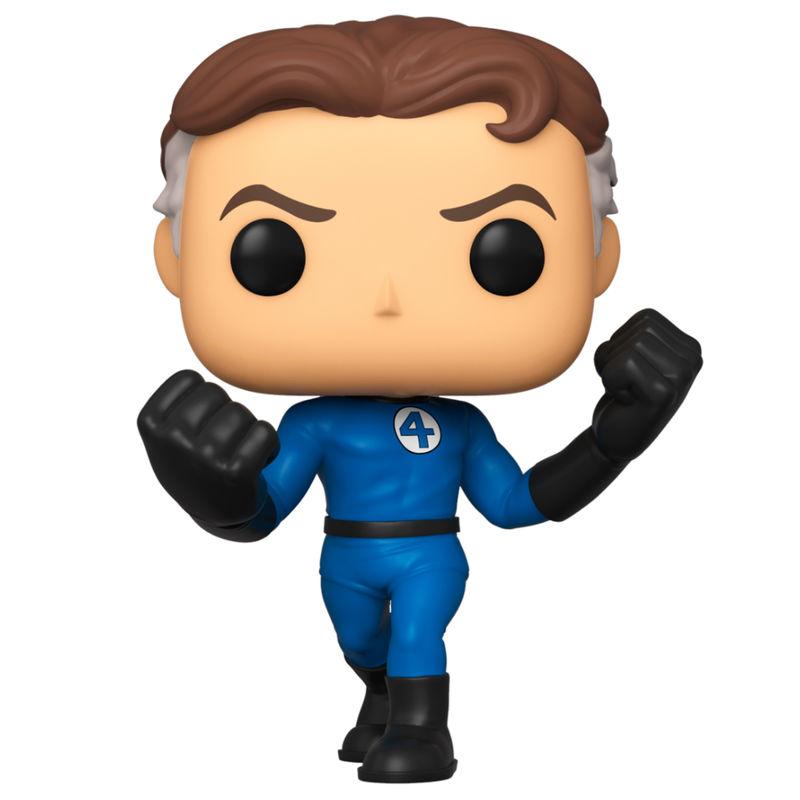 POP figure Marvel Fantastic Four Mister Fantastic