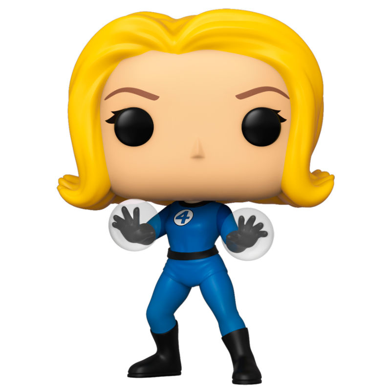 POP figure Marvel Fantastic Four Invisible Girl