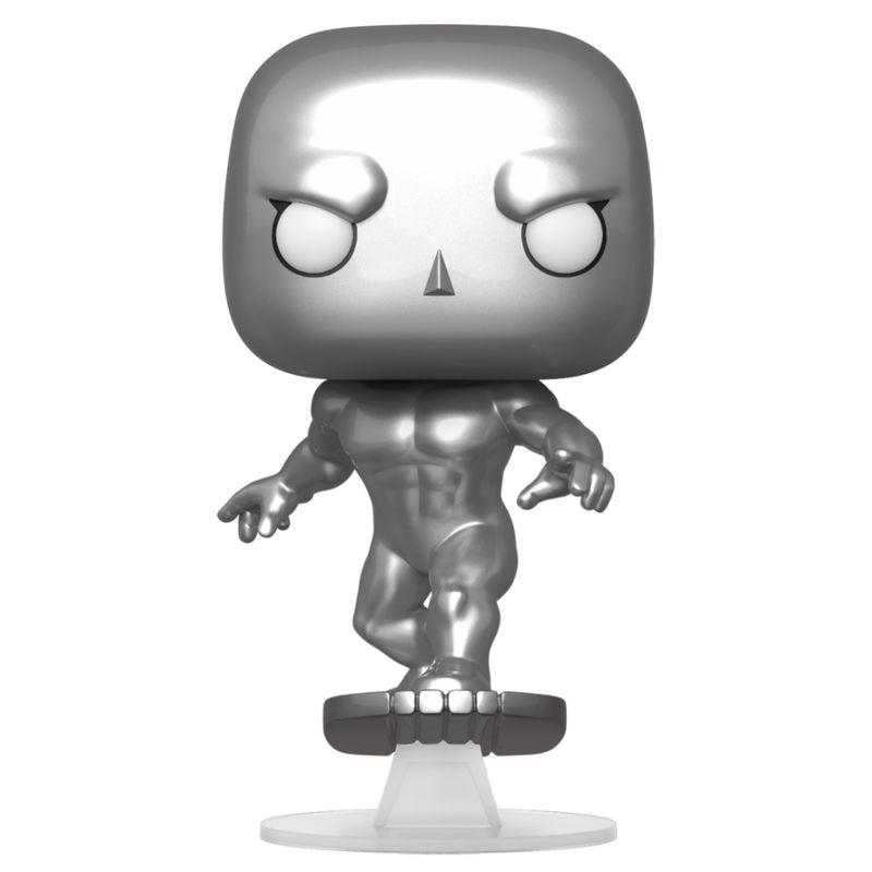 POP figure Marvel Fantastic Four Silver Surfer