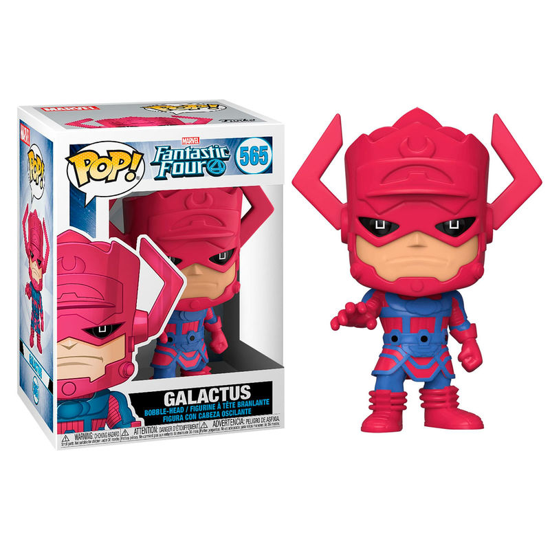 POP figure Marvel Fantastic Four Galactus