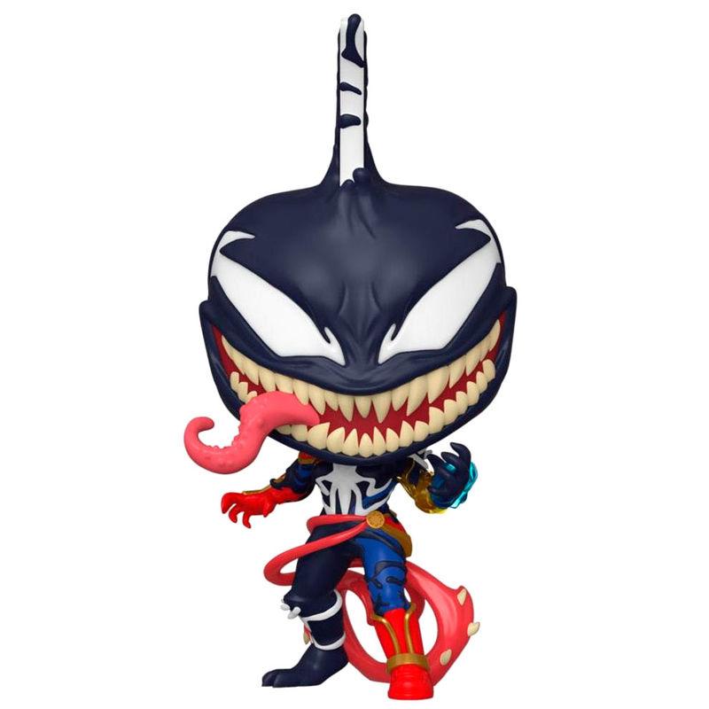 POP figure Marvel Max Venom Captain Marvel