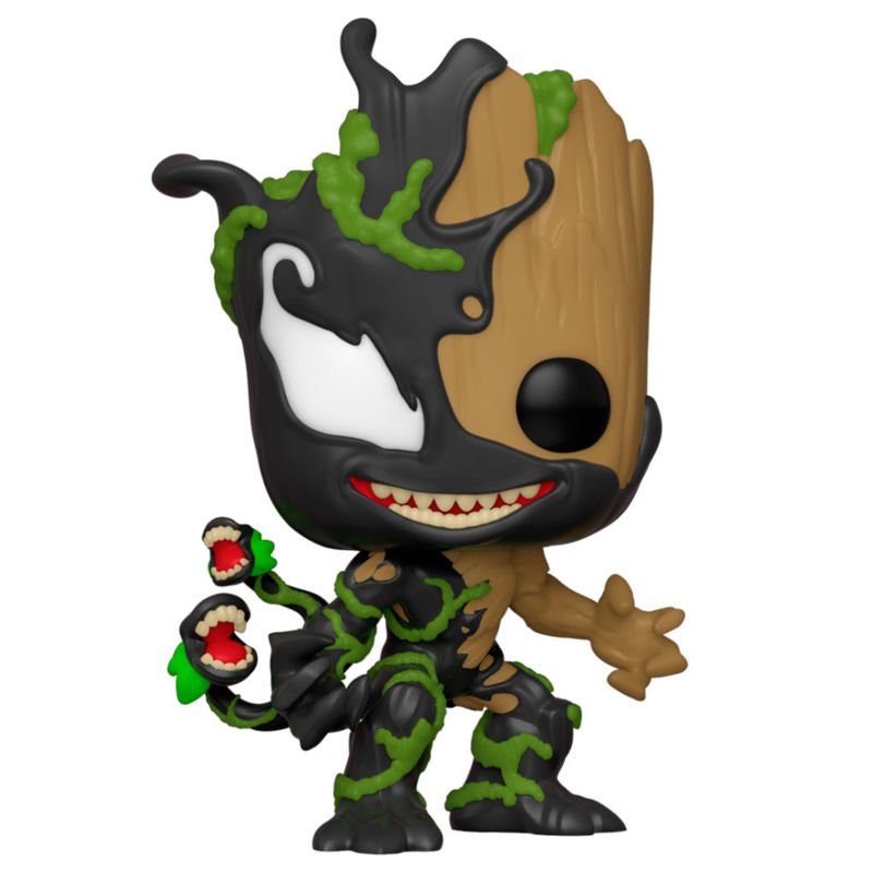 POP figure Marvel Max Venom Groot