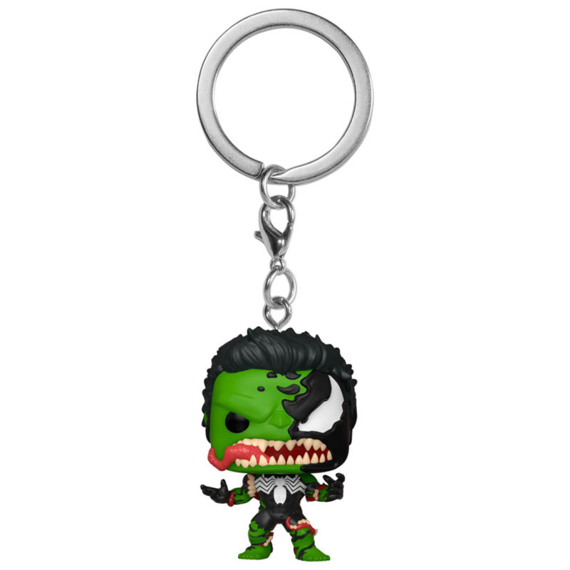 Pocket POP keychain Marvel Venom Hulk