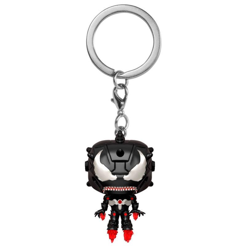 Pocket POP keychain Marvel Venom Iron Man