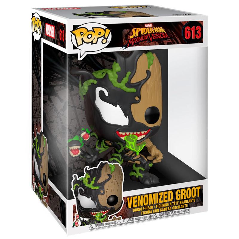 POP figure Marvel Max Venom Groot 25cm